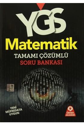 2017 YGS Matematik Tamamı Çözümlü Soru Bankası - Rahmi Havuçgil