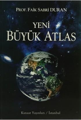 Kanaat Yeni Büyük Atlas - Faik Sabri Duran