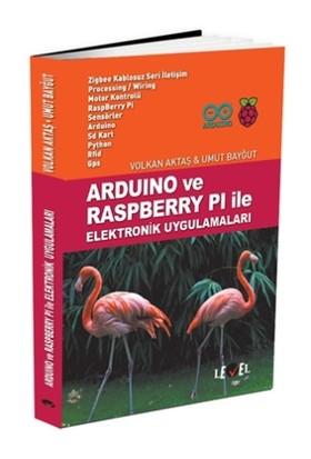 Arduino ve Raspberry Pi ile Elektronik Uygulamaları - Umut Bayğut
