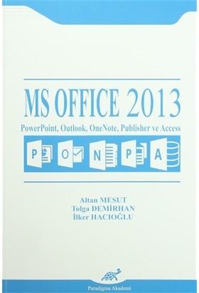 Ms Office 2013 - Altan Mesut