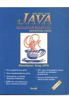 Java Kullanım Kılavuzu