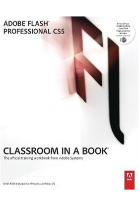 Adobe Flash Professional CS5 - Classroom in a Book