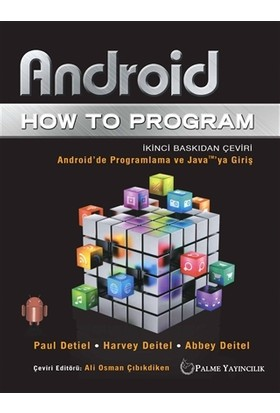 Android How To Program - Abbey Deitel