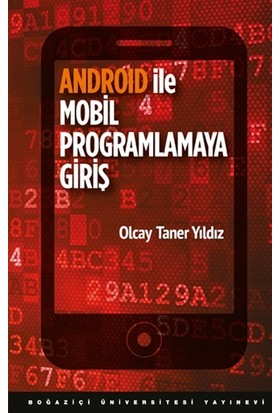 Android ile Mobil Programlamaya Giriş