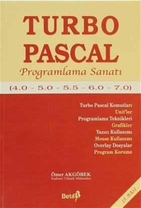 Turbo Pascal Programlama Sanatı - Ömer Akgöbek