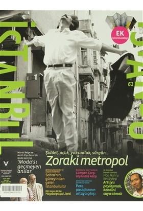 İstanbul Dergisi Sayı: 61 2007 Ekim