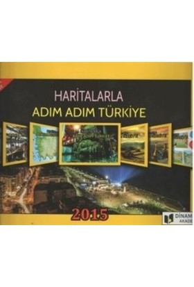 Haritalarla Adım Adım Türkiye 2015