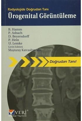 Radyolojide Doğrudan Tanı Ürogenital Görüntüleme