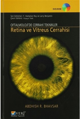 Retina ve Vitreus Cerrahisi
