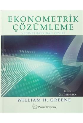Ekonometrik Çözümleme - William H. Greene