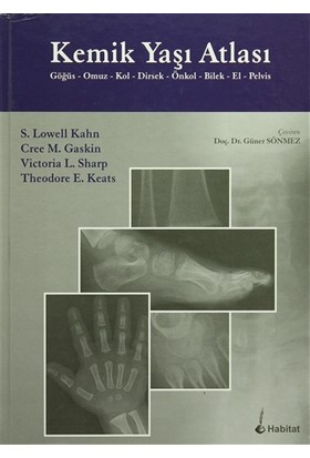 Kemik Yaşı Atlası - Cree M. Gaskin