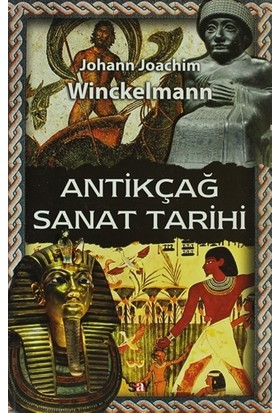Antikçağ Sanat Tarihi - Johann Joachim Winckelmann