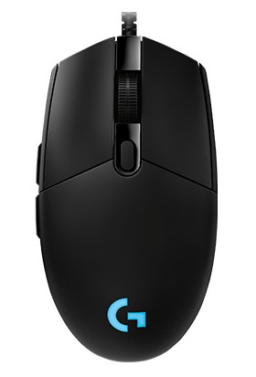 Logitech Pro Gaming Mouse 910-004857