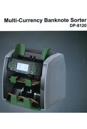 Double Power Dp-8120 Çift Katlı Karışık Para Sayma Makinesi Iı Cıs