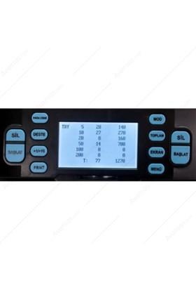 Double Power Dp-8110 Çift Katlı Karışık Para Sayma Makinesi I Cıs