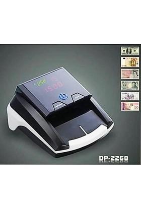 Double Power Dp 2268 Sahte Para Kontrol Ve Değer Tanıma Makinesi