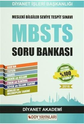 2016 MBSTS Soru Bankası