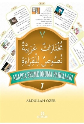 Arapça Seçme Okuma Parçaları - 7