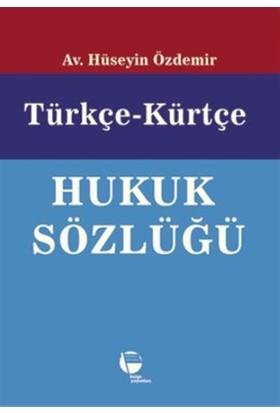 Türkçe-Kürtçe Hukuk Sözlüğü