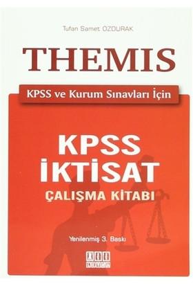 Themis: KPSS İktisat Çalışma Kitabı - Tufan Samet Özdurak