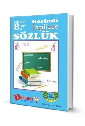 Ortaokul 8. Sınıf Resimli İngilizce Sözlük - H. Bayram Hangün