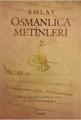 Kolay Osmanlıca Rehberi - 2