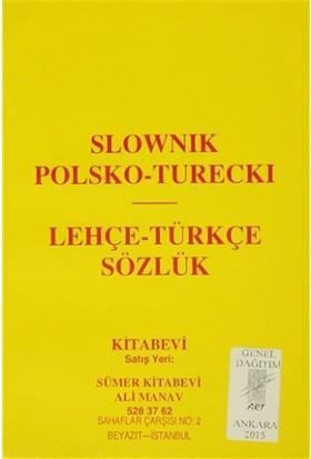 Slownik Polsko-Turecki, Lehçe-Türkçe Sözlük