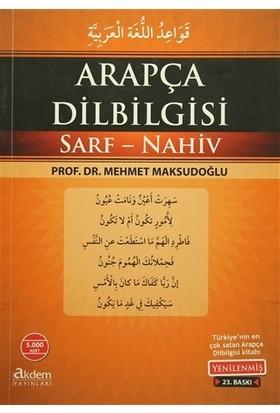Arapça Dilbilgisi - Mehmet Maksudoğlu