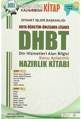 Orta Öğretim - Önlisans- Lisans / 2016 DHBT Konu Anlatımlı Hazırlık Kitabı - Mehmet Ümitli