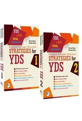 Strategies For YDS Bireysel Çalışma Kılavuzu 2016 (2 Cilt Takım) - Gürcan Günay