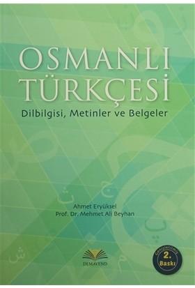 Osmanlı Türkçesi - Ahmet Eryüksel
