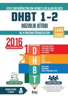 KPSS Ortaöğretim Din Hizmetleri Alan Bilgisi DHBT 1-2 Hazırlık Kitabı- Abdülgaffar Bilecik