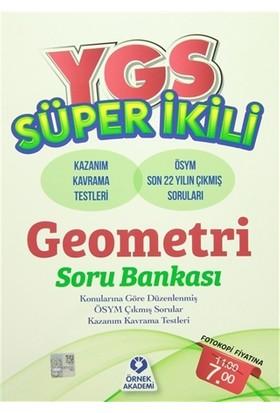 YGS Süper İkili Geometri Soru Bankası