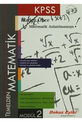 KPSS Temelden Matematik Modül 2