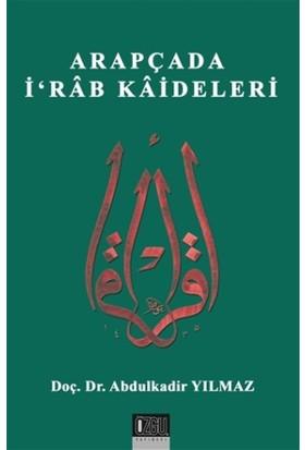Arapçada İ'rab Kaideleri