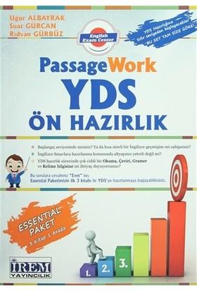 PassageWork YDS Ön Hazırlık Seviye: 1-2-3 - Rıdvan Gürbüz