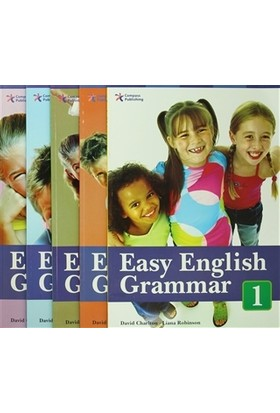 Easy English Grammar (5 Kitap Takım)