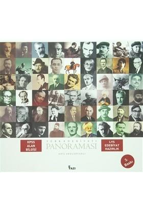 Türk Edebiyatı Panoraması - Adil Arslantaşlı
