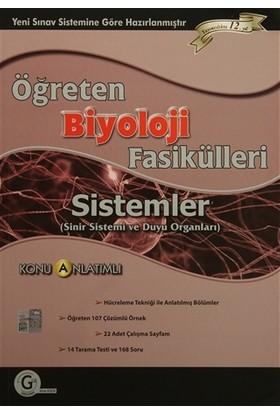 Sistemler / Sinir Sistemi ve Duyu Organları Konu Anlatımlı