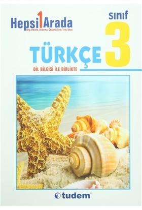 3. Sınıf Türkçe - Hepsi 1 Arada