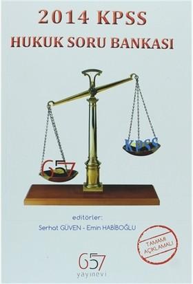2014 KPSS Hukuk Soru Bankası
