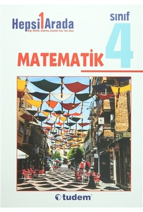 4. Sınıf Matematik - Hepsi 1 Arada