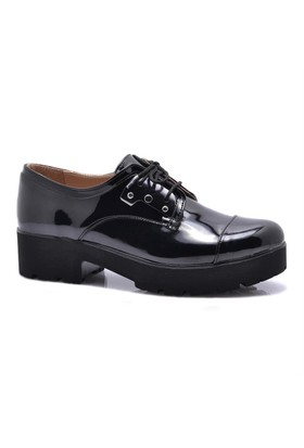 Minaz Bayan Kolej Oxford Ayakkabı MNZ-02