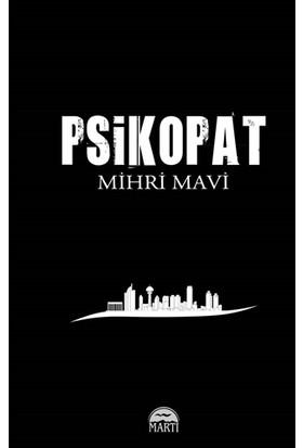 Psikopat (Defter) - Mihri Mavi