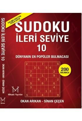 Sudoku İleri Seviye 10 - Okan Arıkan