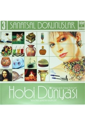 Hobi Dünyası 3 Türkiye'nin En Geniş Hobi Seti Kendinizi Yeniden Keşfedin