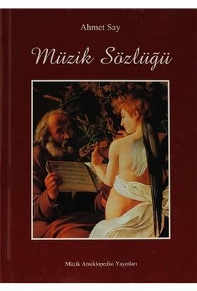 Müzik Sözlüğü - Ahmet Say