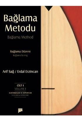 Bağlama Metodu / Bağlama Method (2 Cilt) takım