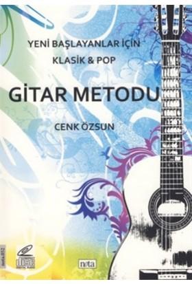 Yeni Başlayanlar İçin Klasik ve Pop Gitar Metodu
