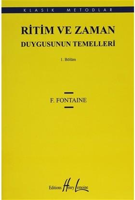 Ritim ve Zaman Duygusunun Temelleri 1 - F. Fontaine